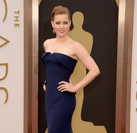 Amy Adams in Gucci Première | 2014 Oscars