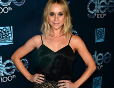Becca Tobin in For Love & Lemons | 'Glee' 100th Episode Celebration