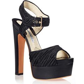 Brian Atwood KARIN Platform Sandals