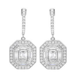 Demarco Diamond Drop Earrings