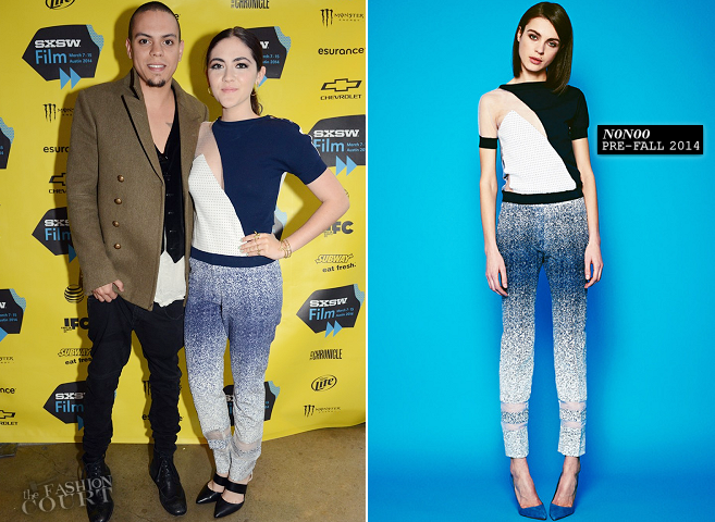 Isabelle Fuhrman in Nonoo | 'The Wilderness of James' Premiere - 2014 SXSW Festival Premiere