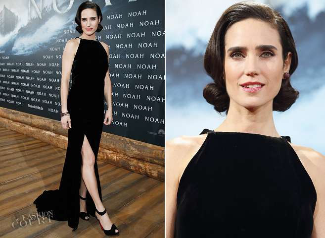 Jennifer Connelly in Lanvin | 'NOAH' Berlin Premiere