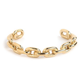 Jennifer Fisher Small Square Chain Link Cuff