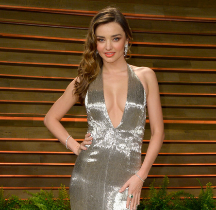 Miranda Kerr in Kaufmanfranco | 2014 Vanity Fair Oscar Party