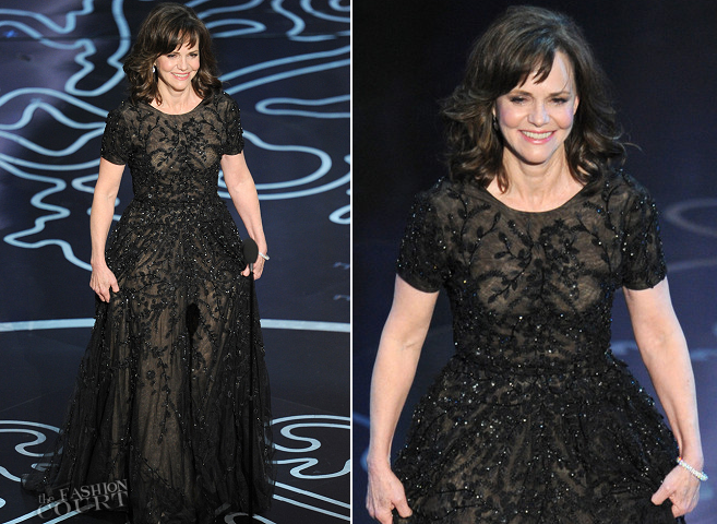 Sally Field in Randi Rahm | 2014 Oscars