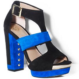 Vince Camuto PADON Platform Suede Sandals