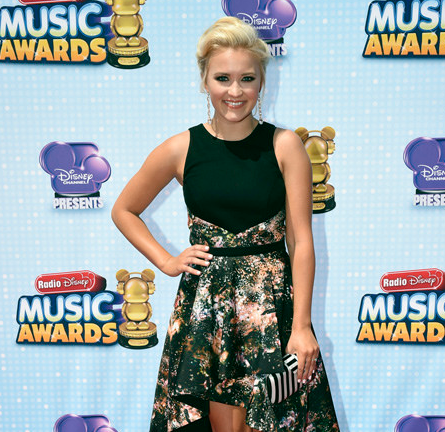 Emily Osment in Nha Khanh | 2014 Radio Disney Music Awards