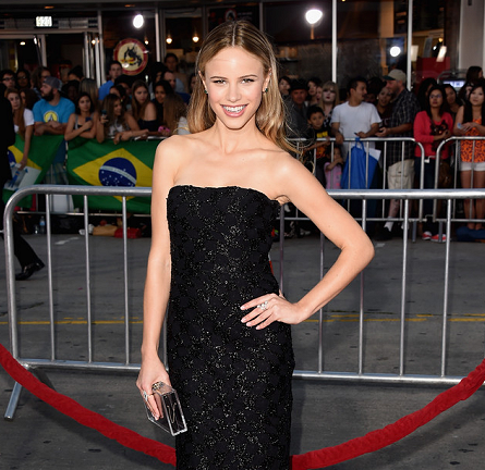 Halston Sage in Dior | 'Neighbors' LA Premiere