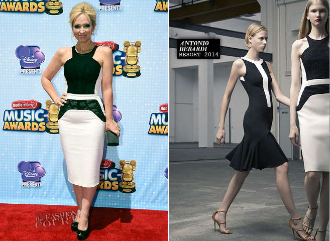 Leigh Allyn-Baker in Antonio Berardi | 2014 Radio Disney Music Awards