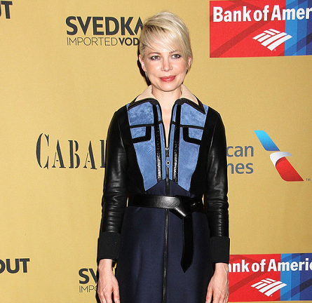 Michelle Williams in Louis Vuitton | 'Cabaret' Broadway Opening Night