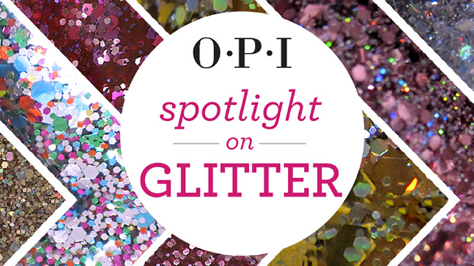 Review: OPI 'Spotlight on Glitter' Collection