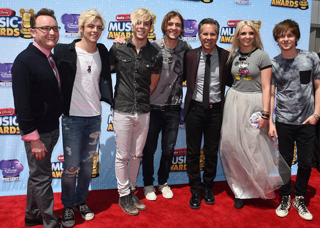 Rydel Lynch in DOE & Nasty Gal | 2014 Radio Disney Music Awards