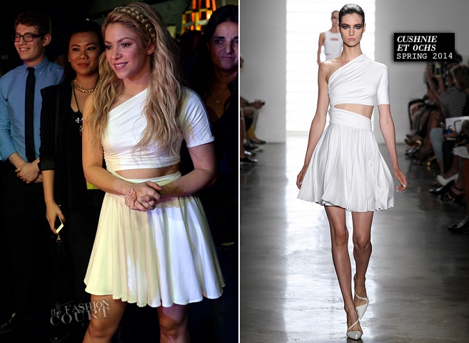 Shakira in Cushnie et Ochs | 2014 Radio Disney Music Awards