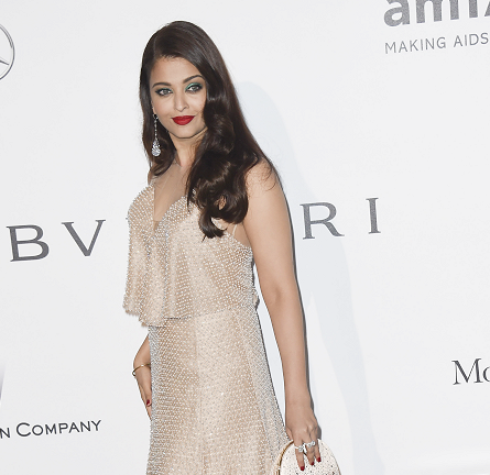 Aishwarya Rai in Armani Privé | amfAR's Cinema Against AIDS Gala 2014