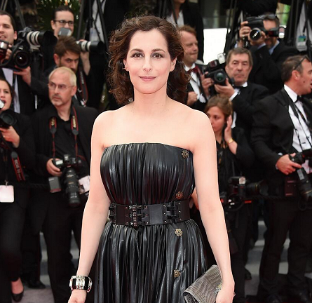 Amira Casar in Lanvin | 'The Search' Premiere - 2014 Cannes Film Festival