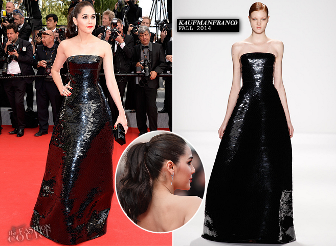 Araya A. Hargate in Kaufmanfranco | 'The Search' Premiere - 2014 Cannes Film Festival