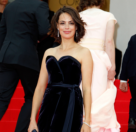 Bérénice Bejo in Alexis Mabille | 'The Search' Premiere - 2014 Cannes Film Festival