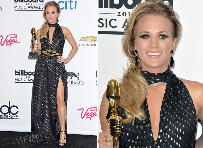 Carrie Underwood in Jill Stuart | 2014 Billboard Music Awards