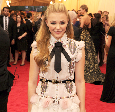 MET Ball Beauty: Get The Look - Chloë Grace Moretz