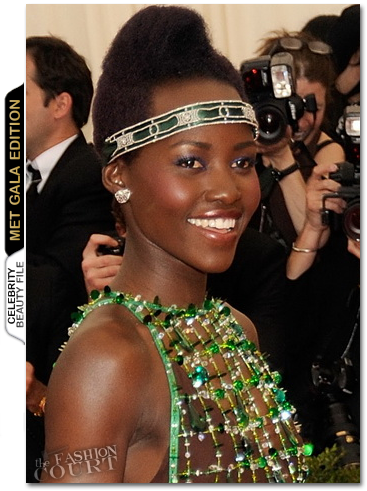 MET Ball Beauty: Get The Look - Lupita Nyong'o