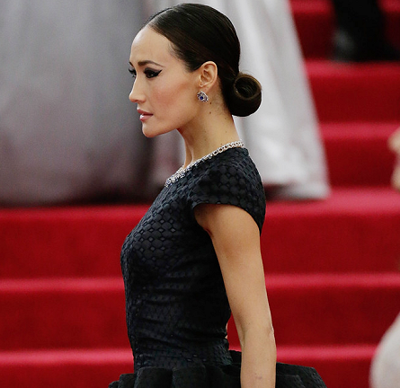 MET Ball Beauty: Get The Look - Maggie Q