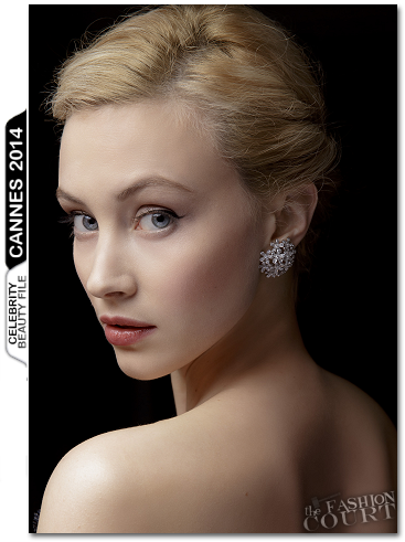 Cannes Beauty: Get The Look - Sarah Gadon