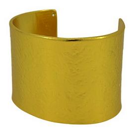 Karine Sultan Classic Gold Cuff