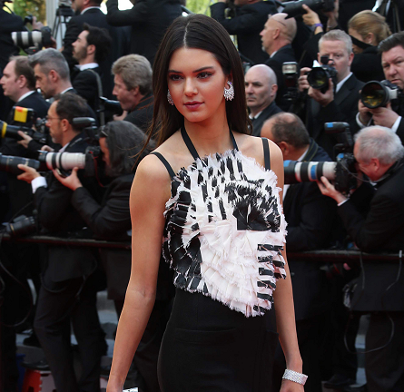 Kendall Jenner in Chanel | 'Grace of Monaco' Premiere - 2014 Cannes Film Festival Opening Ceremony