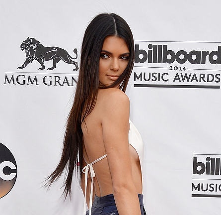 Kendall Jenner in Olcay Gulsen | 2014 Billboard Music Awards