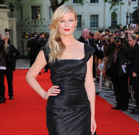 Kirsten Dunst in Vivienne Westwood | 'The Two Faces Of January' London Premiere