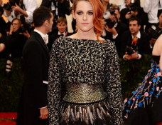Kristen Stewart in Chanel Couture | MET Gala 2014