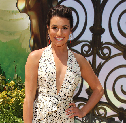 Lea Michele in Juan Carlos Obando | 'Legends Of Oz: Dorthy's Return' LA Premiere