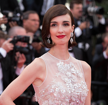 Paz Vega in Elie Saab Couture | 'Grace of Monaco' Premiere - 2014 Cannes Film Festival Opening Ceremony