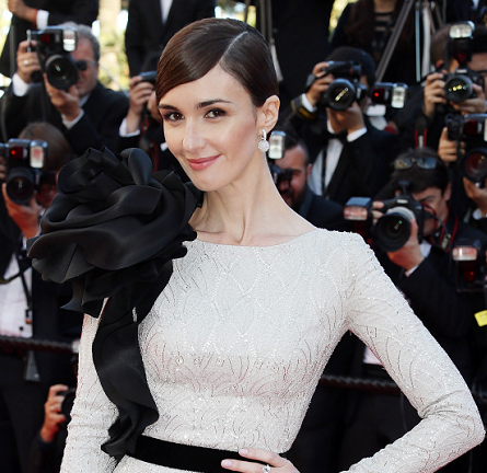 Paz Vega in Ralph & Russo Couture | 'A Fistful of Dollars' Screening - 2014 Cannes Film Festival Closing Ceremony