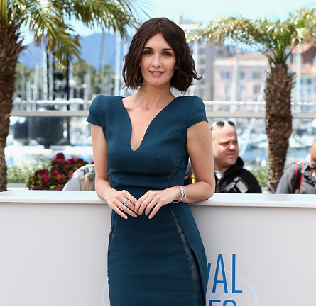 Paz Vega in Zuhair Murad | 'Grace of Monaco' Photocall - 2014 Cannes Film Festival