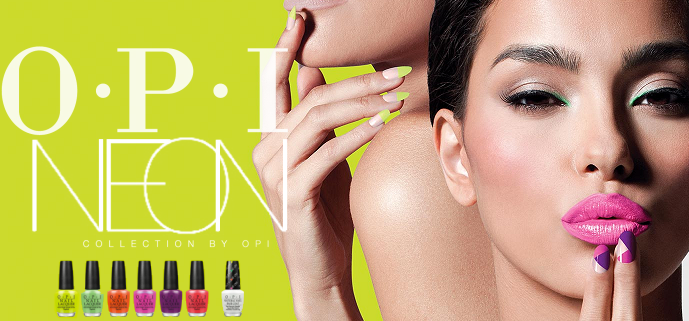 Review: OPI 'Neon' Summer 2014 Collection