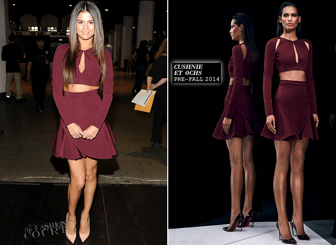 Selena Gomez in Cushnie et Ochs | 2014 iHeartRadio Music Awards