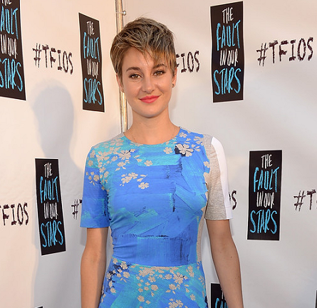 Shailene Woodley in PREEN | 'The Fault in Our Stars' Miami Fan Event