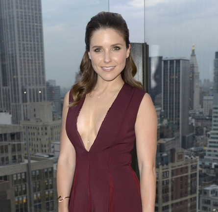 Sophia Bush in Cushnie et Ochs | Skylark Affiliate Party 2014