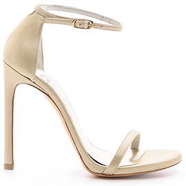 Stuart Weitzman NUDIST Nappa Sandals