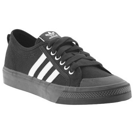 adidas Originals 'Nizza' Lo Canvas Sneakers