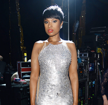 Jennifer Hudson in Kaufmanfranco | 2014 Tony Awards