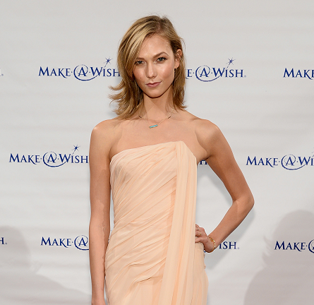 Karlie Kloss in Donna Karan Atelier | Make-A-Wish Metro New York Gala 2014