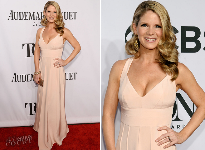 Kelli O'Hara in Narciso Rodriguez | 2014 Tony Awards