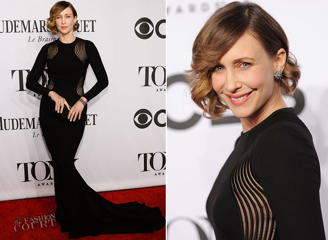 Vera Farmiga in Stella McCartney | 2014 Tony Awards