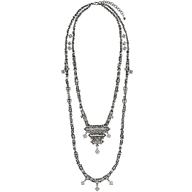 Chanel Resort 2015 Layered Statement Necklace