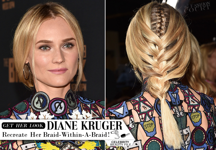 Get The Look: Diane Kruger - 'The Bridge' Season 2 Premiere