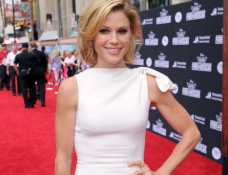 Julie Bowen in Dsquared² | 'Planes: Fire & Rescue' Hollywood Premiere