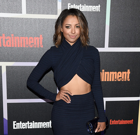 Kat Graham in Bec & Bridge | Entertainment Weekly's Comic-Con 2014 Celebration