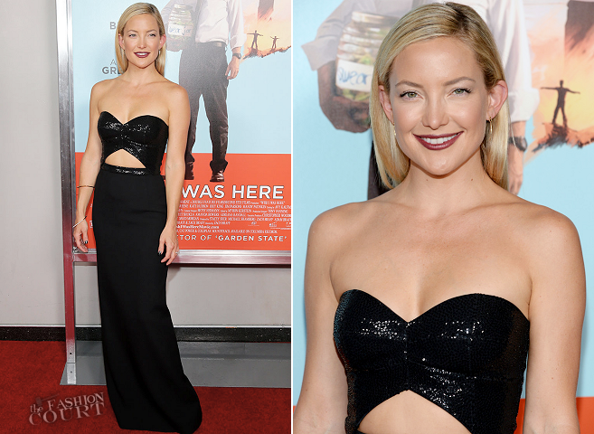 Kate Hudson in Michael Kors | 'Wish I Was Here' NYC Premiere